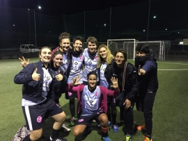 FEMMINILE / Otto reti all'Olmo, l'Area Calcio comanda la classifica
