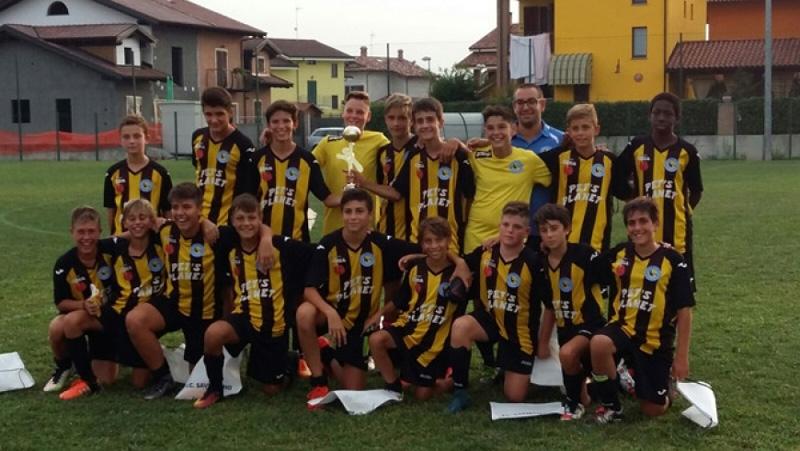 GIOVANILI / Il derby Giovanissimi si colora di giallonero