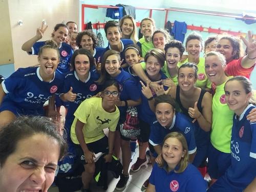 FEMMINILE / Girl Power, l'Area Calcio vince e convince all'esordio in serie C